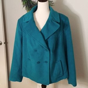 LIZ CLAIBORNE Lined Winter Coat